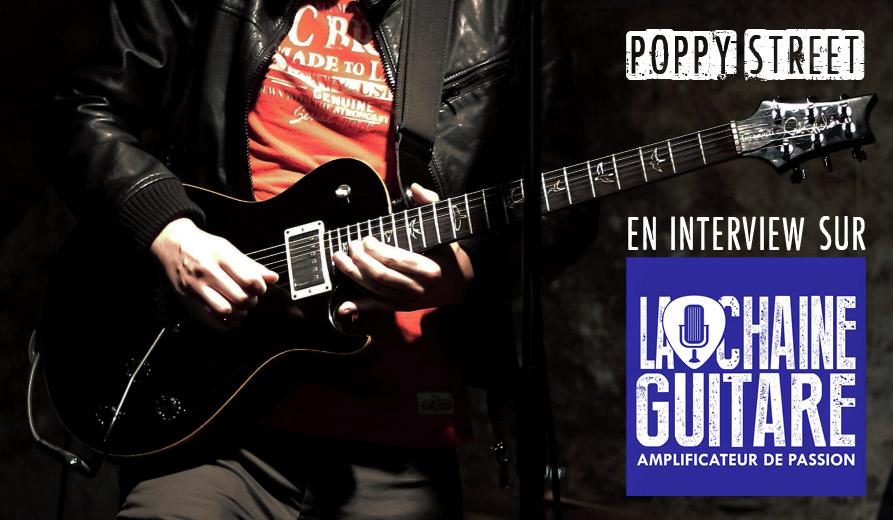 Franck_Graziano_Poppy_Street_La_Chaine_Guitare